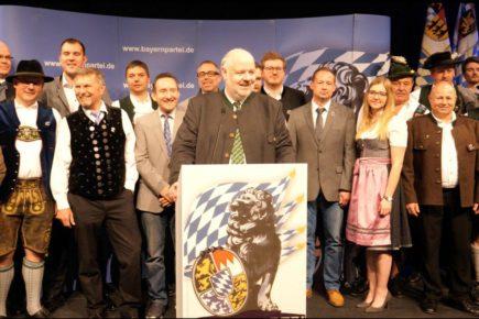 Heute Bayernpartei wählen!