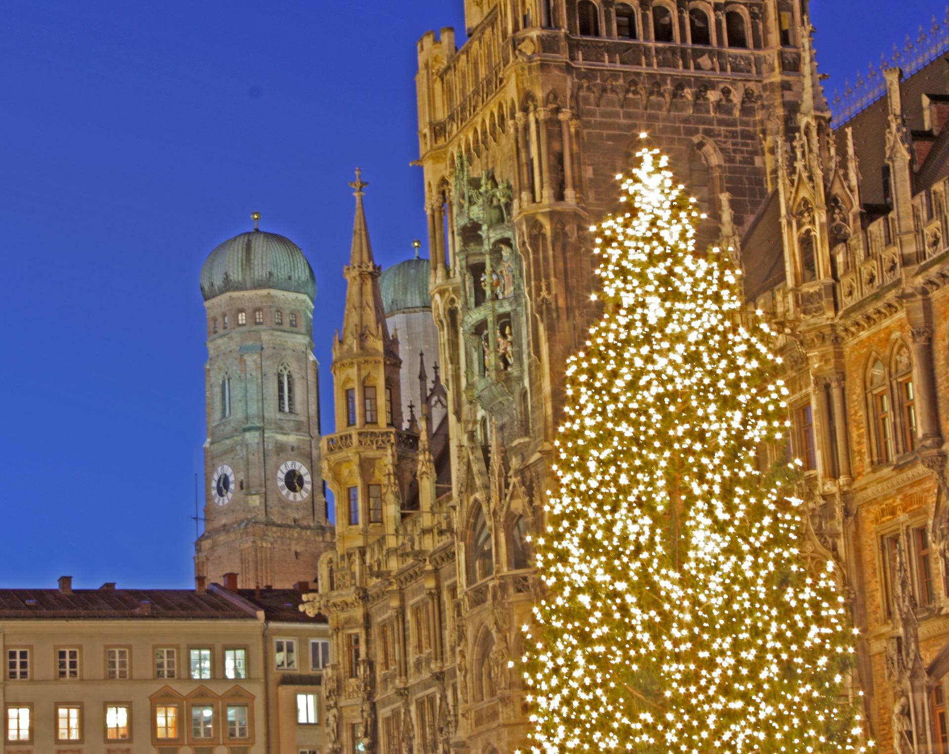 Die Bayernpartei wünscht Ihnen frohe Weihnachten!