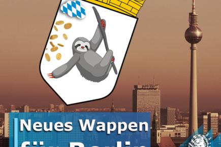 Ein neues Wappen für Berlin?